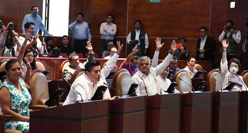 Aprueba Congreso de Oaxaca reforma y adiciones para dar rango Constitucional a programas de bienestar social