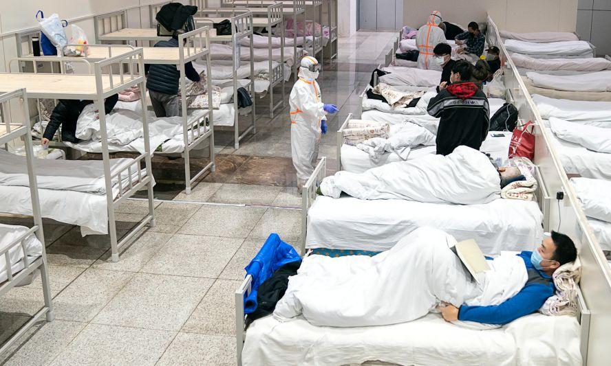 Suman más de 23 mil muertos por coronavirus y más de medio millón de contagiados en el mundo