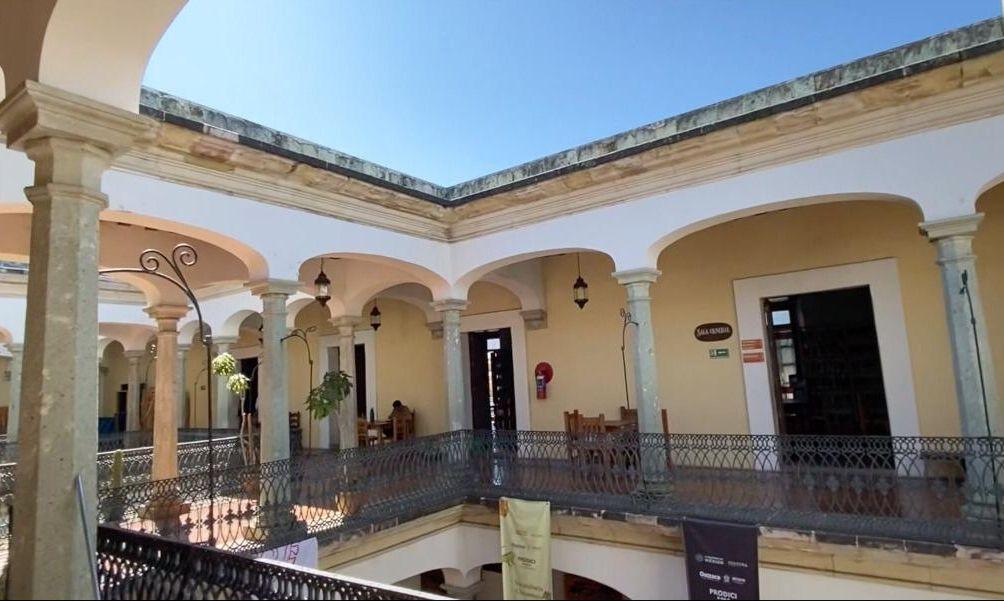 Invita Seculta y CORTV a disfrutar de espacios culturales de Oaxaca por Facebook Live
