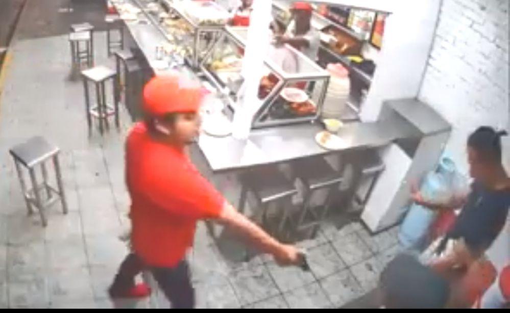 Atacan a balazos a comensales en taquería ubicada enfrente al ADO de Oaxaca