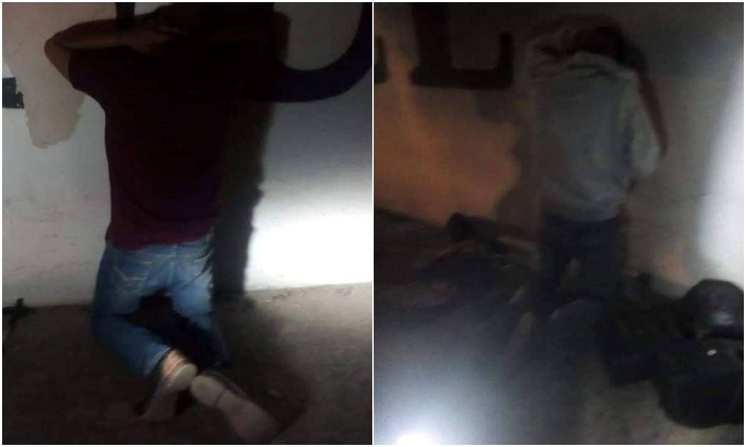 Saquean Tienda Chedraui de Xoxocotlán, policía detiene a 6 implicados
