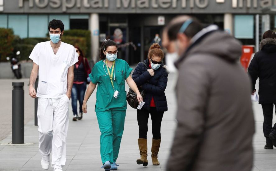 Aumentan a 6 fallecidos y 475 casos positivos de Covid-19 en México