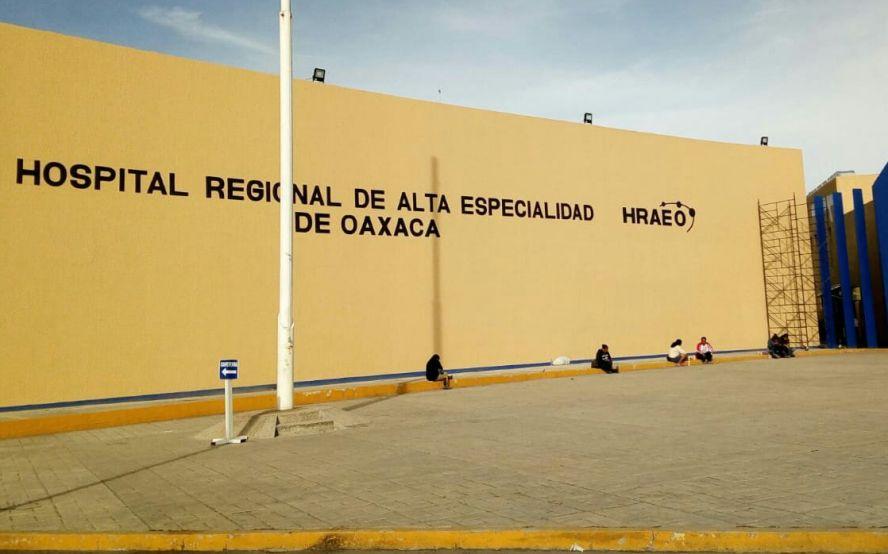 Denuncia personal no sustantivo del Hospital de Especialidades de Oaxaca que los obligan ir a trabajar