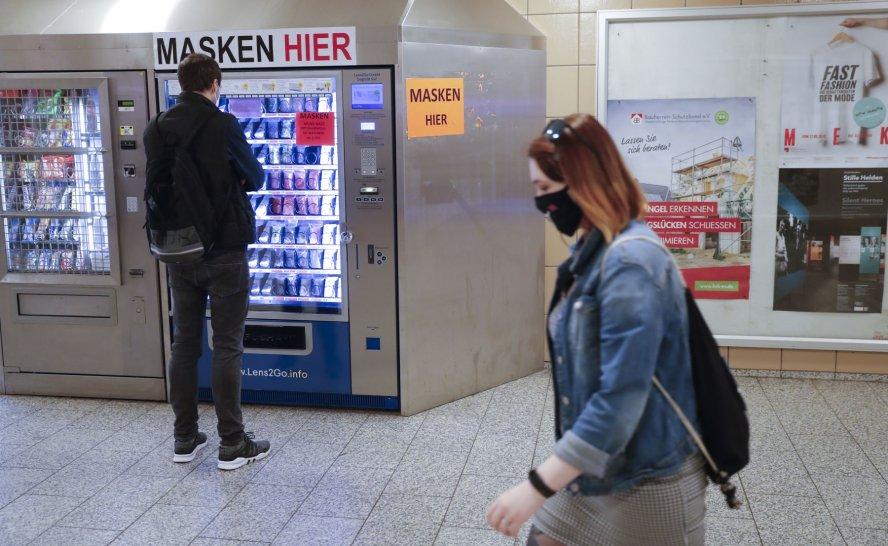 Alemania registra un leve repunte en contagios y muertes de COVID-19
