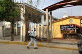 Refuerzan medidas sanitarias ante contagios de COVID-19 en Xoxocotlán