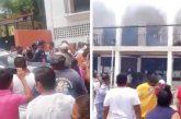 Impiden sanitización y agreden a personal de salud en San Antonio de la Cal, Oaxaca