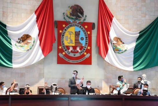 Aprueba Congreso de Oaxaca anular proceso electoral cuando se acredite violencia política contra mujeres