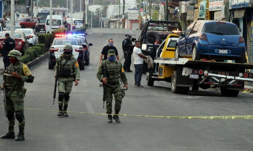 Matan a exfuncionario del sexenio de Peña Nieto en multihomicidio de Temixco, Morelos