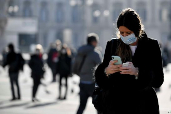 Van más de seis millones 600 mil casos de coronavirus en el mundo