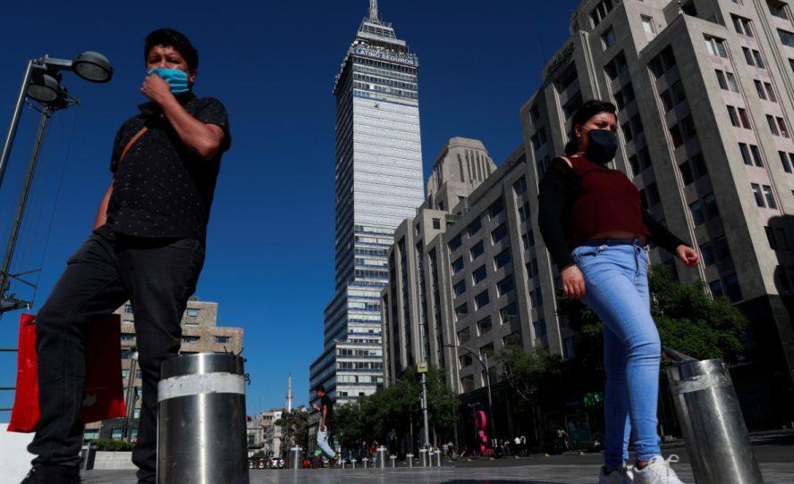 Semáforo naranja sólo nos garantiza espacio en hospitales: UNAM