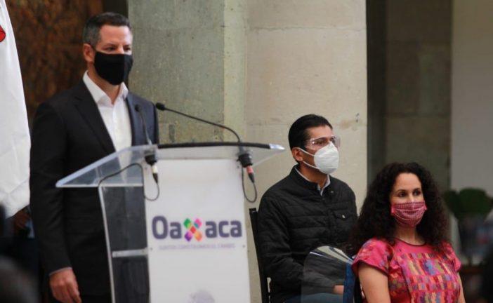 Llama Murat a Aislamiento total en Oaxaca ante incremento de coronavirus