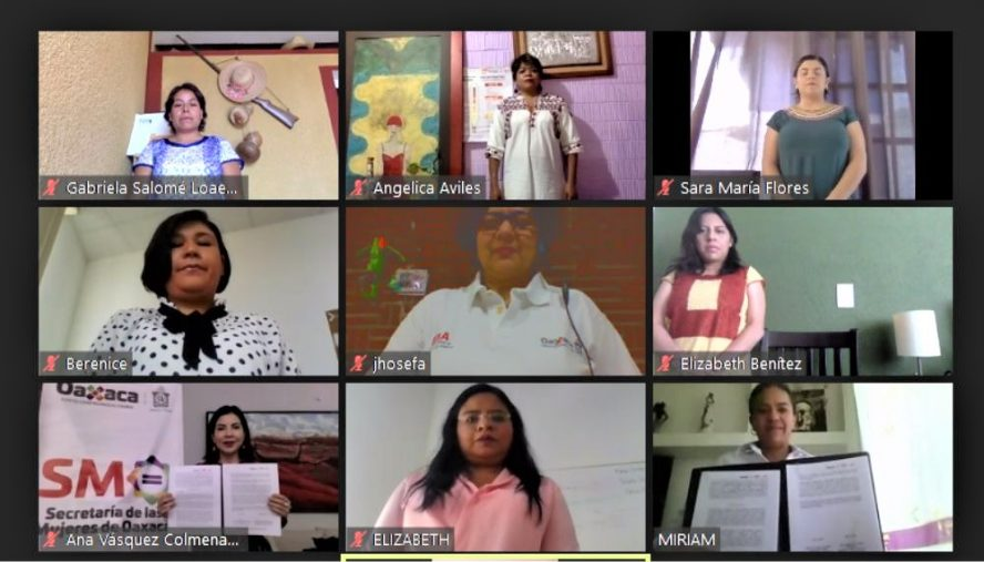Terminarán educación básica mujeres resilientes de violencia