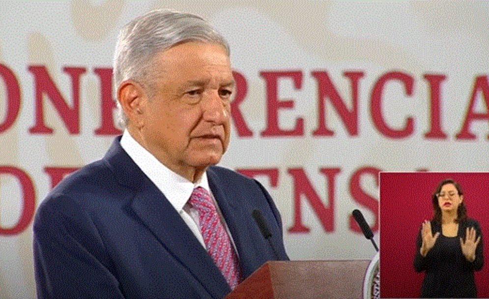 AMLO descarta cancelar ceremonia del Grito de Independencia por coronavirus