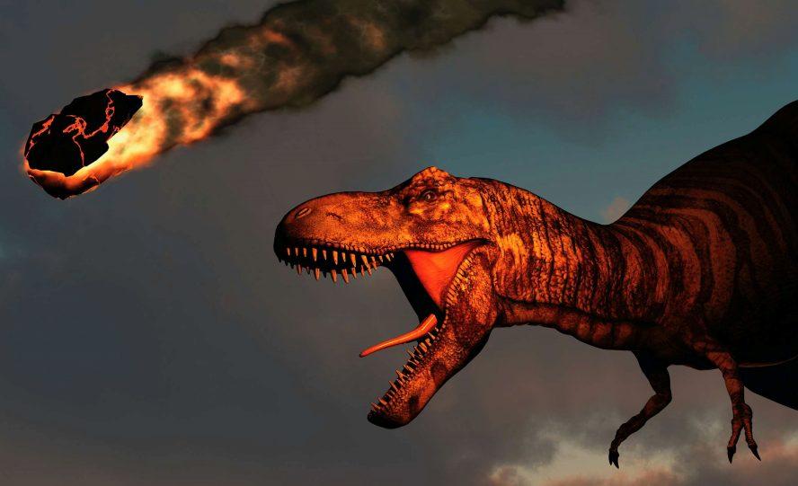 Un nuevo estudio respalda que un asteroide acabó con los dinosaurios