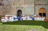 Realiza la FAHHO segunda donación de equipo de protección para médicos que se enfrentan al COVID-19 en Oaxaca