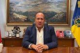 Enrique Alfaro gobernador de Jalisco, culpa al Gobierno Federal por disturbios en protesta
