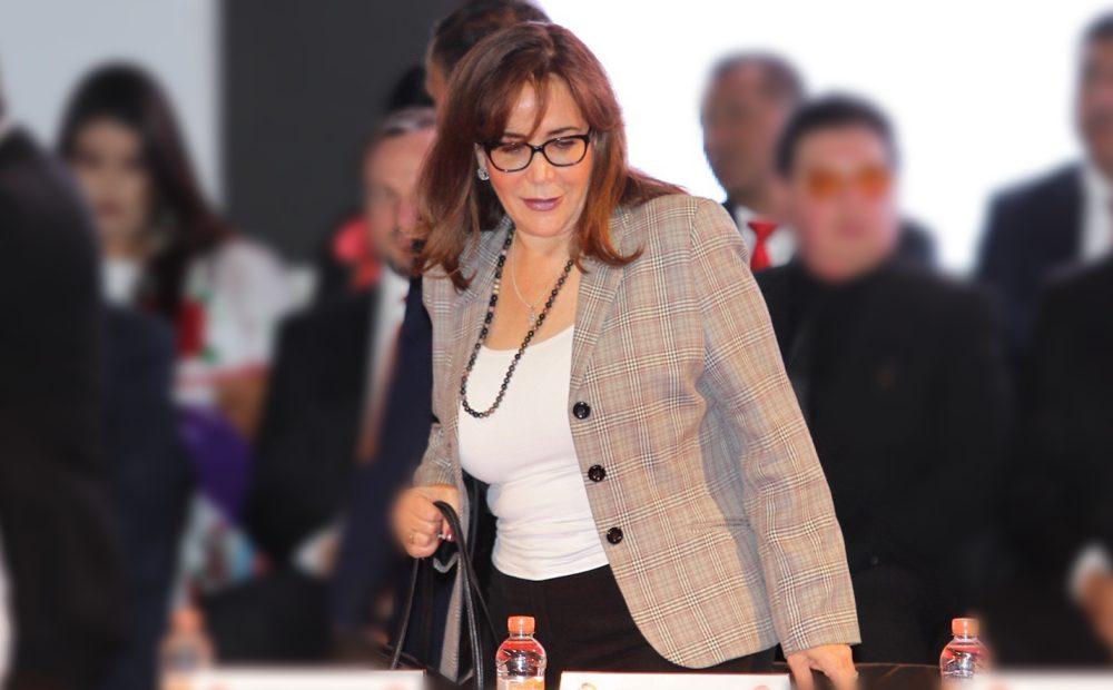 Morena presenta otra denuncia contra Yeidckol por daño patrimonial