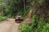 Atiende CAO carreteras afectadas por sismo