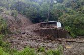 Activa Gobierno de Oaxaca protocolos por afectaciones de lluvias en la Cañada