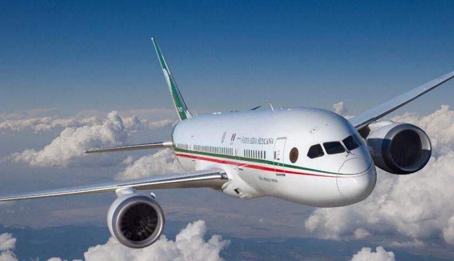 Pagarían 120 mdd por avión presidencial; «la oferta es en efectivo»