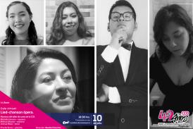 """Transmitirá la Casa de la Cultura Oaxaqueña """"Gala virtual de Lied-chansón deópera"""""""