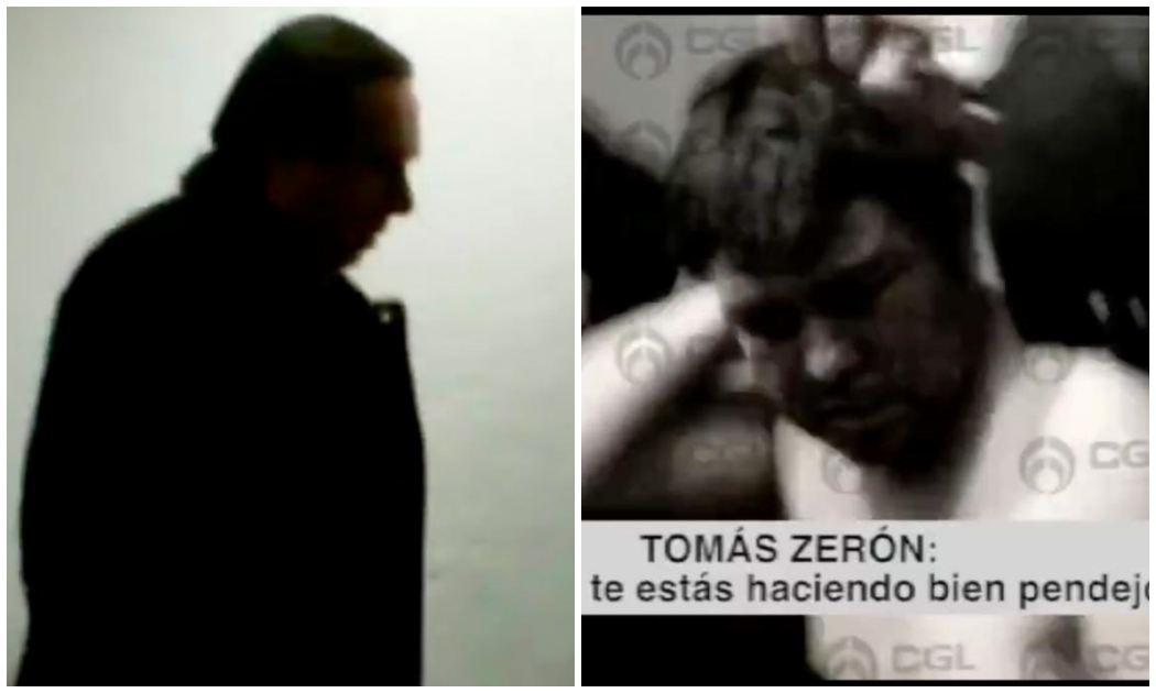 """Revelan VIDEO de Tomás Zerón interrogando """"El Cepillo"""", acusado de incinerar a los 43"""