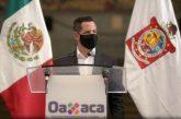 Oaxaca en semáforo naranja de riesgo epidemiológico: Murat