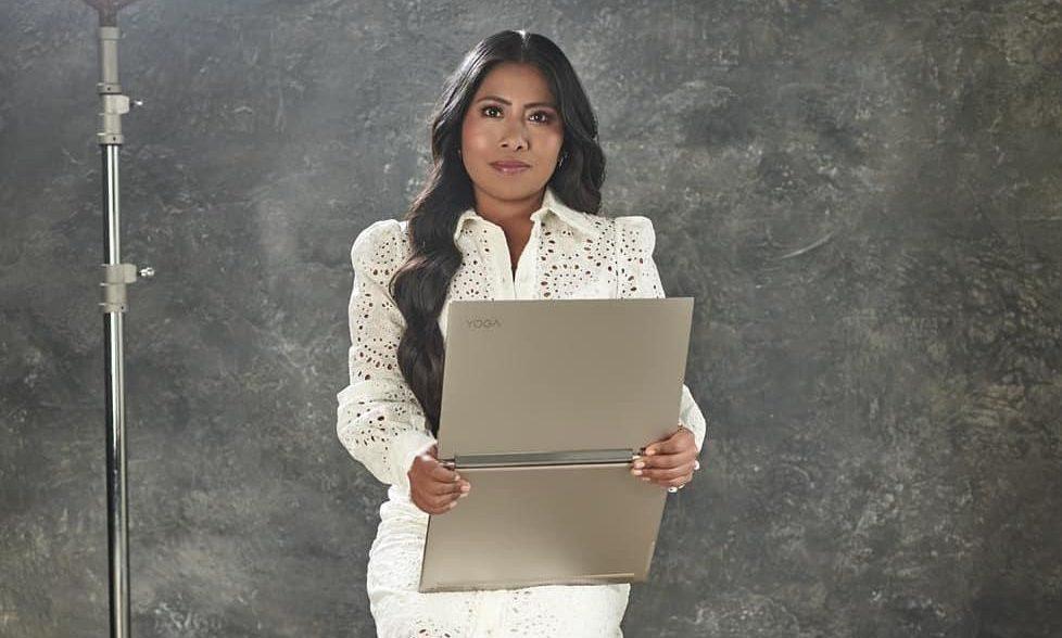 Yalitza Aparicio estrena su propio canal en YouTube