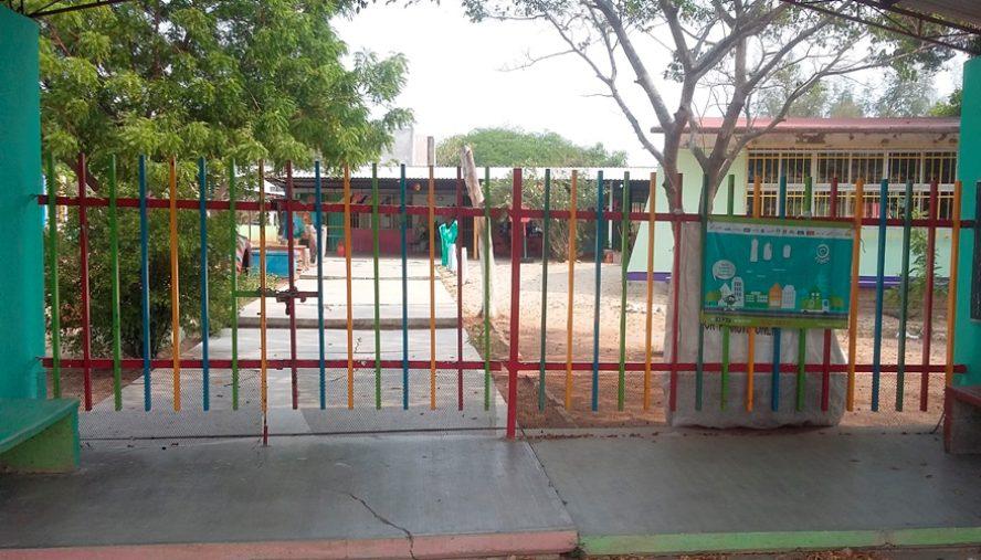 Mantiene IEEPO suspensión de actividades presenciales en escuelas de educación básica