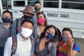 Egresadas y egresados de la UABJO trabajan en el Programa Arizona