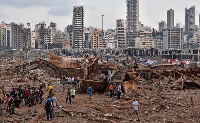 'Innumerable' cifra de muertos y heridos por explosión en Beirut