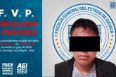 Por tentativa de feminicidio, Fiscalía de Oaxaca vincula a proceso a probable responsable