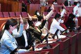 Aprueba Congreso de Oaxaca que gobierno de Murat reoriente 300 mdp para atender la Covid-19