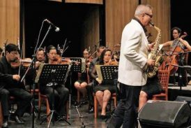 Continúa Orquesta Primavera de Oaxaca fomentando la música popular oaxaqueña