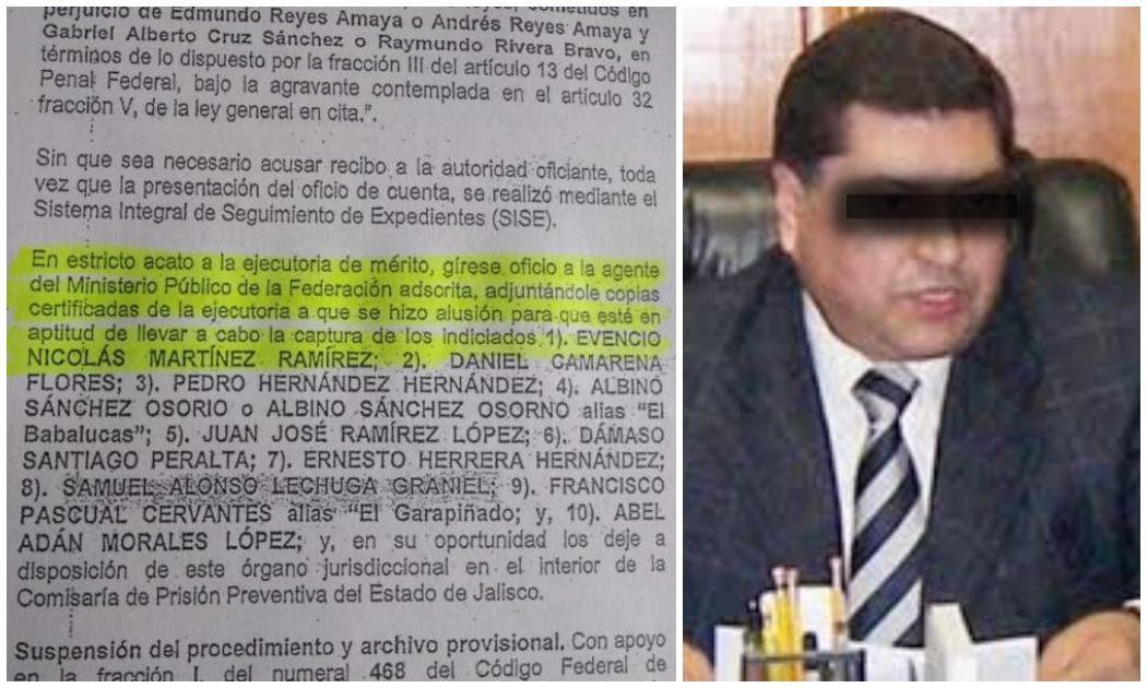 Orden de aprehensión contra procurador de Oaxaca en administración de Ulises Ruiz y detienen a 6 ministeriales