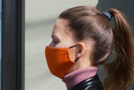 Científicos avalan la eficacia de cubrebocas de tela para frenar pandemia