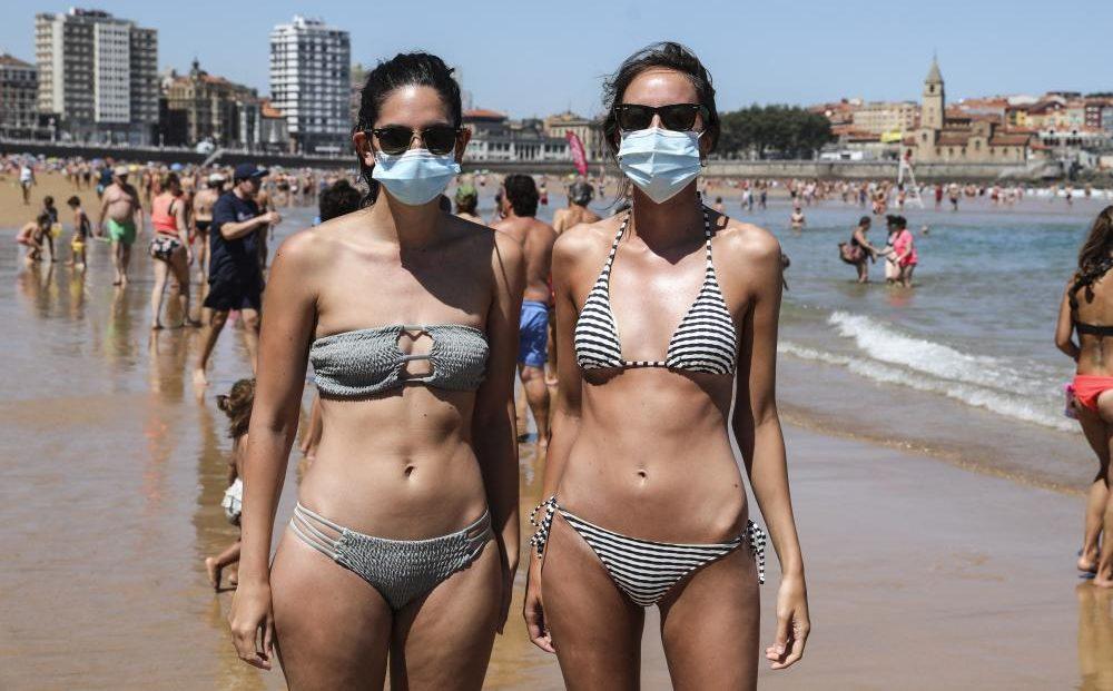 Coronavirus se dispara en Europa; España registra cerca de 2 mil casos diarios