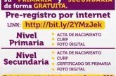 Invitan a población adulta de Xoxocotlán a concluir su educación básica