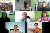 Congreso de Oaxaca, impulsor de los derechos reproductivos de la mujer, coinciden panelistas en foro virtual