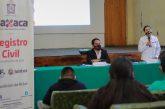 Firman IOAM y Registro Civil convenio para otorgar actas de extranjería a familias migrantes