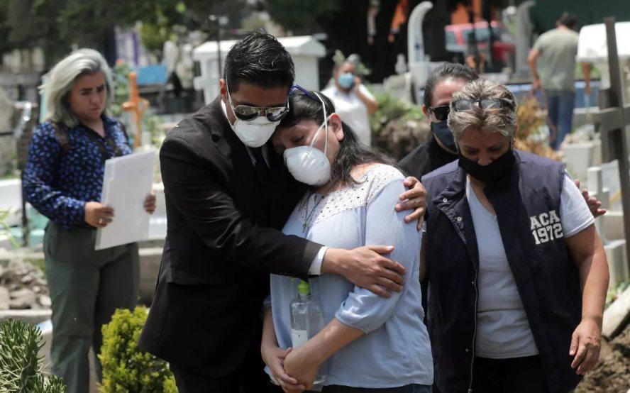 México registra hoy 4 mil 683 nuevos casos positivos de COVID-19 y 651 decesos