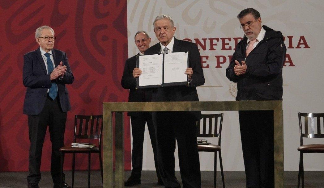 Estos son los motivos que propone AMLO para enjuiciar a cinco expresidentes de México