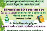 Promueve DIF Xoxocotlán campaña de reciclaje en niños y niñas