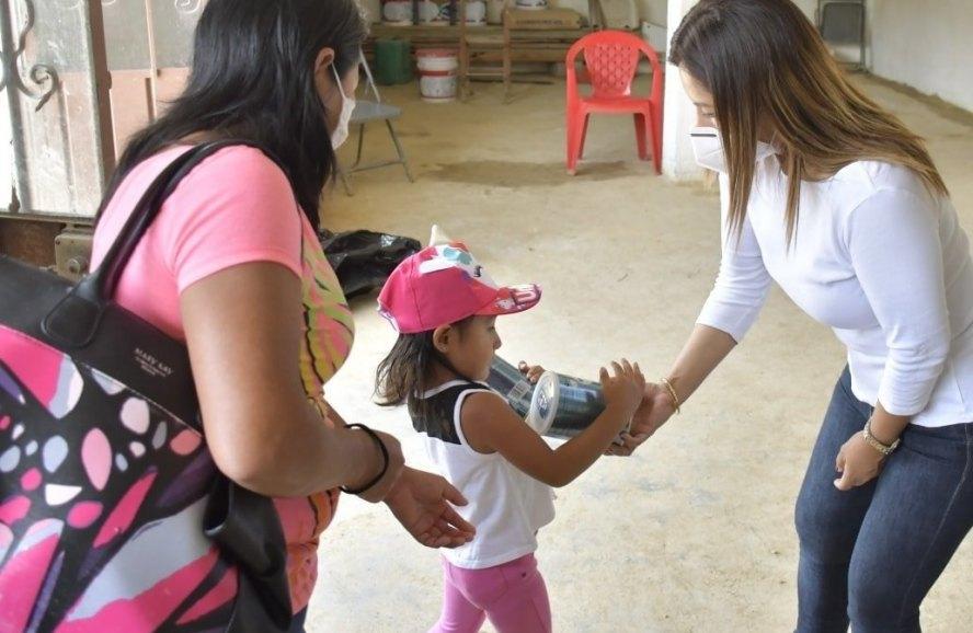 Salvaguarda Ayuntamiento de Oaxaca a la niñez vulnerable ante emergencia sanitaria