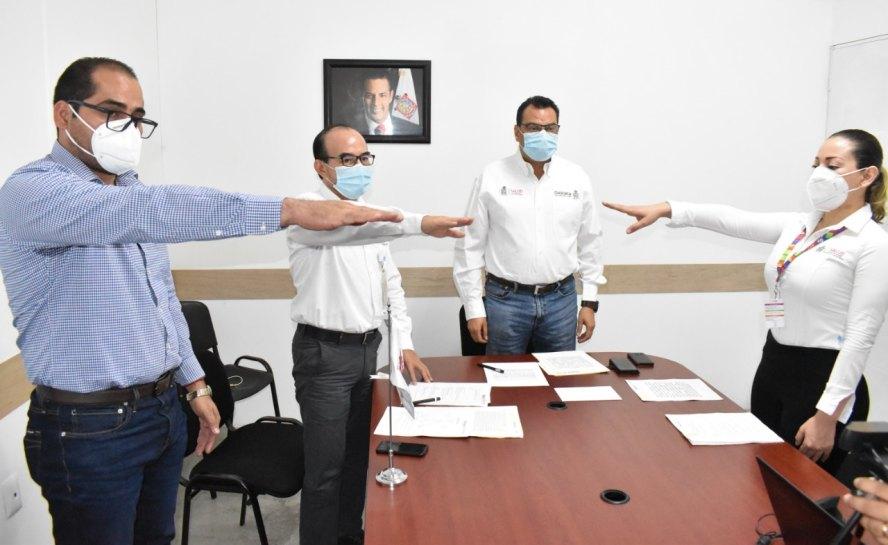 Instala Servicios de Salud de Oaxaca el Centro Estatal de Trasplantes