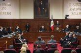 SCJN declara constitucional consulta sobre juicio a expresidentes