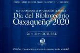 Colabora AGEO con RUIO durante el Día del Bibliotecario Oaxaqueño