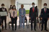 Refrenda Alejandro Murat compromiso en la construcción de la paz y seguridad