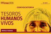 """Seculta da a conocer a las ganadoras de la convocatoria """"Tesoros Humanos Vivos"""""""
