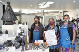 Entrega MEAPO reconocimientos a la Trayectoria Artística en Arte Popular de Oaxaca